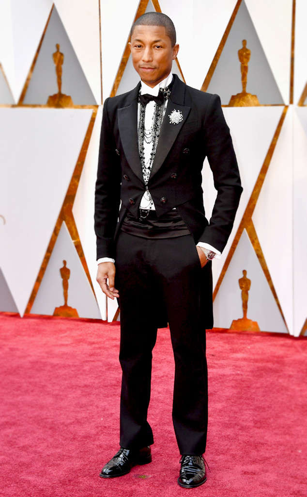 Pharrell Williams (Photo: Jordan Strauss/Invision)
