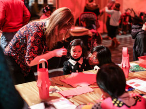 Ring in the Year of the Rooster at the Kennedy Center's free Lunar New Year Celebration. (Photo: Kennedy Center)