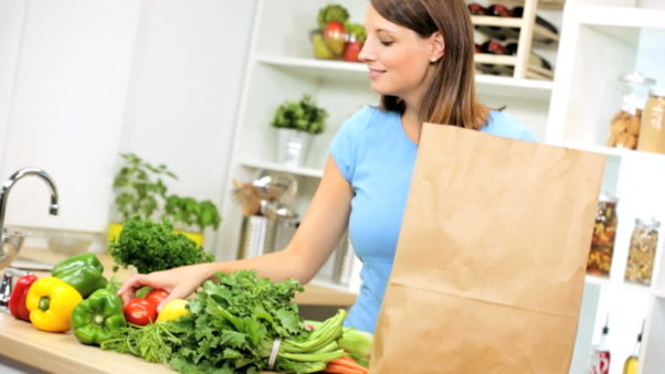 Eating a less-inflammatory diet may be especially important in reducing hip fracture risk in younger women. (Photo: Shutterstock)
