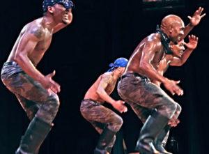 Step Afrika! celebrates Black History Month on Sunday at Strathmore. (Photo: Step Afrika!)
