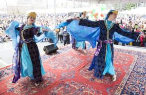Celebrate the Persian New Year at the Nowruz Festival on Sunday in Tysons Corner. (Photo: Ali Khaligh)