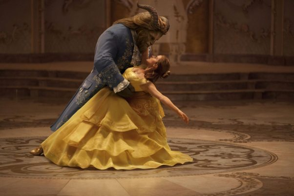 "Disney's ""Beauty and the Beast"" broke several records with its $174.75 million first place debut. (Photo: Walt Disney Studios)"