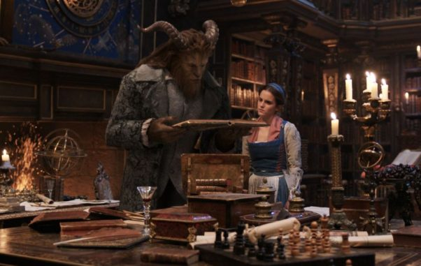 """Walt Disney Studios' """"Beauty and the Beast"""" led at the box office for the second straight weekend with $90.43 million. (Photo: Walt Disney Studios)"""