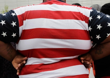The DMV ranked 86th out of the 100 fattest cities in a recent survey by D.C.-based WalletHub. (Photo: AP)