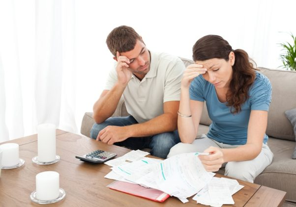 Money can cause serious tension in any relationship. (Photo: Fotolia)