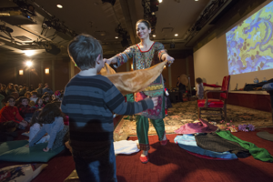 Celebrate the Persian new year at the Sackler Gallery on Sunday. (Photo: Sackler Gallery)