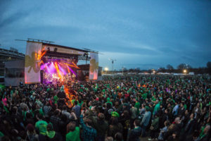 Celebrate St. Paddy's Day with beer and bands at ShamrockFest on Satiurday. (Photo: ShamrockFest)