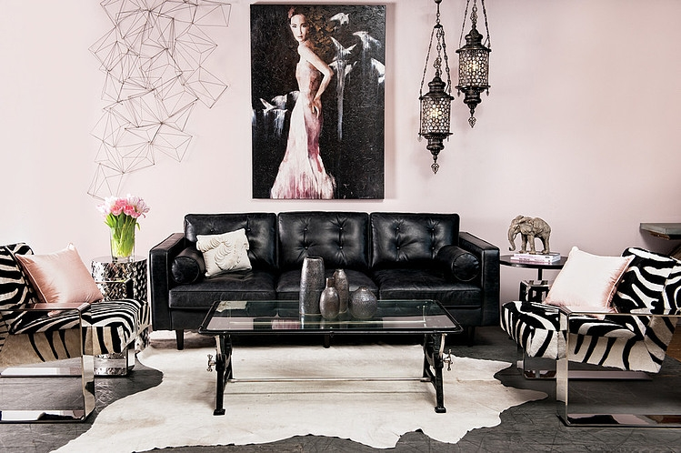 Fashion Is Being Indluded In Home Design DC On Heels Impressive Fashion Home Interiors
