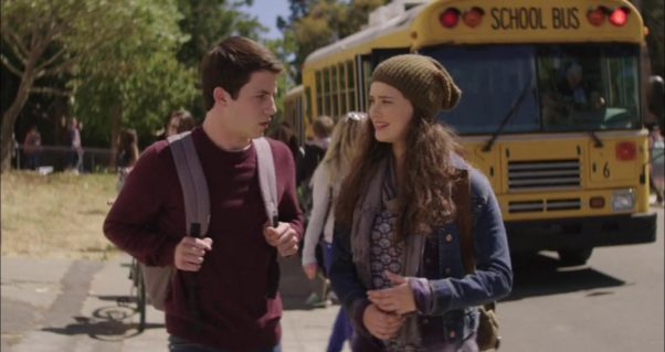 "There are so many relationship lessons to be learned from Netflix's hit show ""13 Reasons Why."" (Photo: Netflix)"