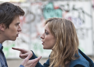 Don't let anger and grudges ruin communication in your relationship. (Photo: Netflix)