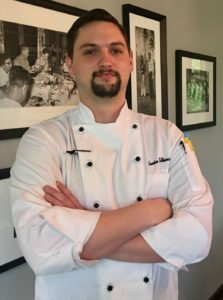 Kevin Ettenson is the new executive chef at Red's Table in Reston. (Photo: Red's Table)