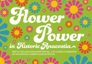 Explore Anacostia during the Anacostia Arts Center's Flower Power party. (Image: Anacostia Arts Center)