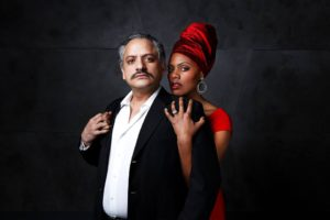 """The Shakespeare Theatre Company performs a modern-day version of """"Macbeth"""" through May 28. (Photo: Shakespeare Theatre Company)"""