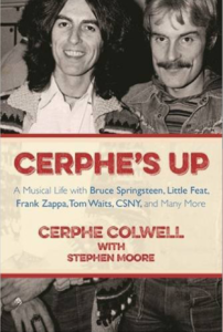 Cerphe Colwell will sign copies of his new book, <em>Cerphe's Up</em> at Vinifera Wine Bar & Bistro ffrom 3-5 p.m. Saturday.