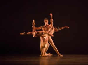 "The Joffrey Ballet performs ""Fool's Paradise"" at the Kennedy Center's Ballet Across America on Saturday and Sunday. (Photo:  Cheryl Mann)"