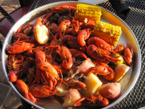 Arcadiana will hold a crawfish boil on its patrio from 2-5 p.m. Saturday. (Photo: Arcadiana)