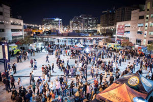 The D.C. Beer Festival comes to Nationals Park on Saturday. (Photo: D.C. Beer Festival)