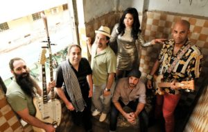 Dengue Fever performs at Amp by Strathmore on Saturday. (Photo: Dengue Fever)