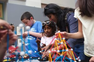 The National Math Festival comes to the convention center on Saturday. (Photo: National Math Festival)