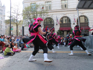 The Sakura Matsuri Japanese Street Festival returns to the Capital Riverfront and Yard Park on Saturday. (Photo: Elvert Barnes)