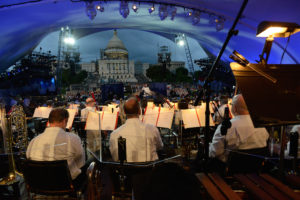 The National Memorial Day Concern will be broacast live on PBS Sunday night at 8 p.m. (Photo: Capital Concerts)