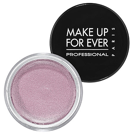 Make Up for Ever Aqua Cream eyeshadow includes mother of pearl particles that give it a shimmery glow. (Photo: Make Up For Ever)