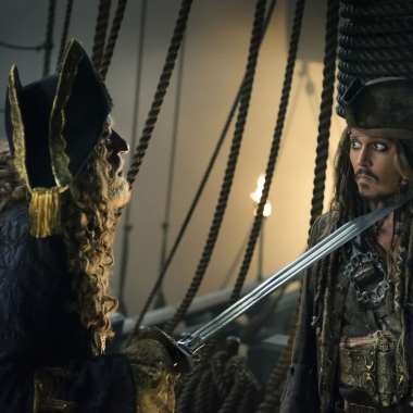Pirates of the Caribbean: Dead Men Tell No Tales sailed to the top of the Memorial Day weekend box office with a $78.48 million four-day holiday weekend. (Photo: Walt Disney Studios)Pirates of the Caribbean: Dead Men Tell No Tales sailed to the top of the Memorial Day weekend box office with a $78.48 million four-day holiday weekend. (Photo: Walt Disney Studios)