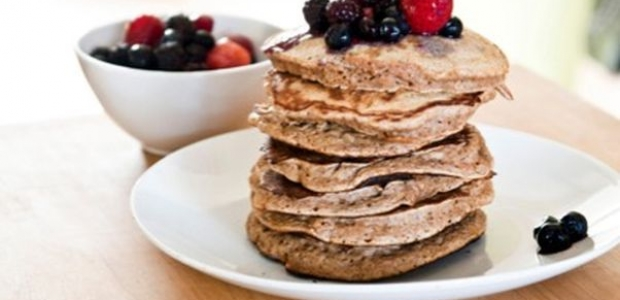 Flaxseed pancakes (Photo: My Great Recipes)