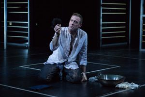 "Ian Merrill Peakes stars in ""Timon of Athens"" at the Folger Theatre this weekend. (Photo: Teresa Wood)"