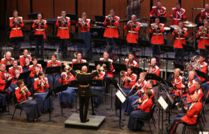 The U.S. Marine Band kicks off Wolf Trap's summer season on Sunday. (Photo: U.S. Marine Band)