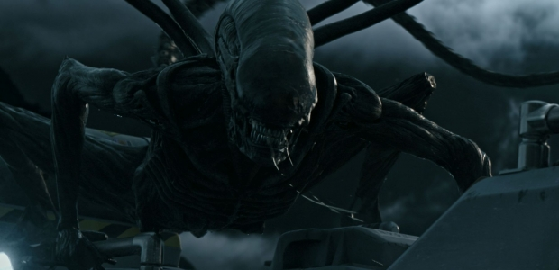 Alien: Covenant captured a close first place at the box office last weekend with $36.16 million. (Photo: 20th Century Fox)