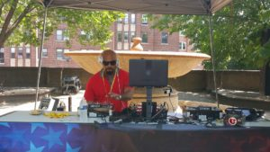 DJ Kevy Kev hosts the DMV House Muisc Fest from noon-9 p.m. Saturday in Meridian Hill Park. (Photo: DJ Kevy Kev/Facebook)