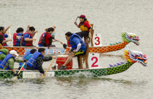 The Washington D.C. Dragon Boat Festival is from 8:30 a.m.-5 p.m. Saturday and Sunday in Georgetown. (Photo: Kyle Tsui/Flickr)