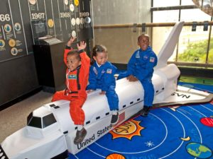 Explore space at the National Air and Space Museum's Space Day on Saturday. (Photo: National Air and Space Museum)