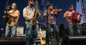 The Revelers perform at the Hill Center this Sunday. (Photo: David Simpson)
