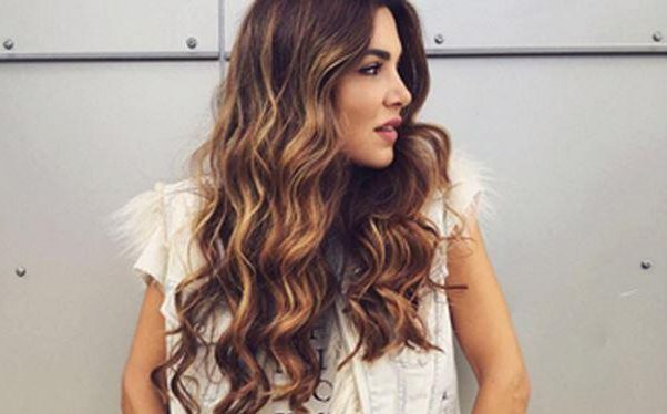 Tiger eye bayalage brings out the caramel color in your hair. (Photo: realce.trends/Instagram)