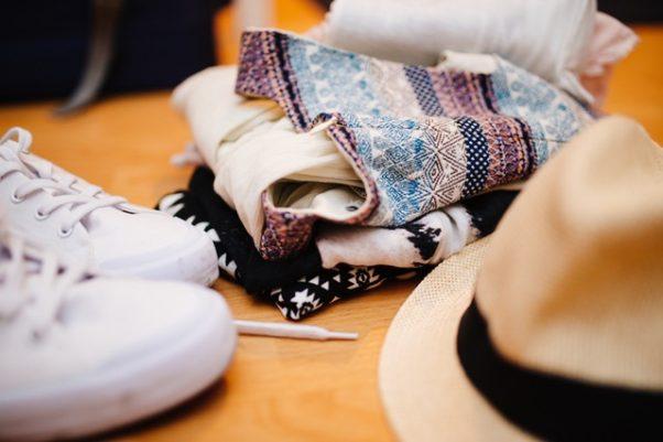 clothing lying on the floor (Photo; tookapic/Pexels)