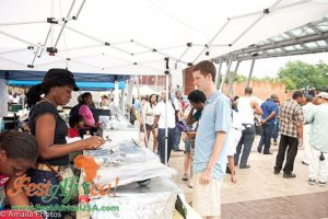 Tastes of Africa returns to the Silver Spring Civic Plaza from noon-9 p.m. on Sunday. (Photo; Amaila Photos)