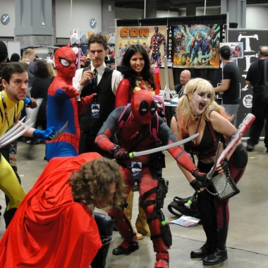 Awesome Con returns to the Washington Convention this weekend. (Photo: Maury Winter)