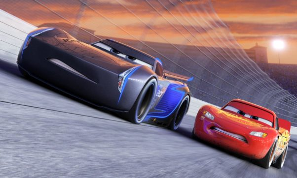 Walt Disney Pictures-Pixar's <em>Cars 3</em> took first place in theaters over the weekend with $53.69 million. (Photo: Disney-Pixar)