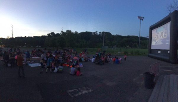 The Four Mile Summer Movie Series show films the last Friday of the month during the summer. (Photo: Four Mile Summer Movie Series/Facebook)