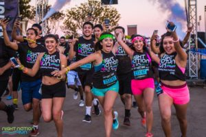 Night Nation Run, a running music festival, comes to RFK Stadium on Saturday evening. (Photo: Night Nation Run)