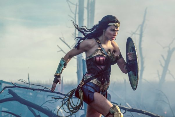 """Wonder Woman"" debuted in first place over the weekend with a $103.25 million opening. (Photo: Clay Enos/Warner Bros.)"