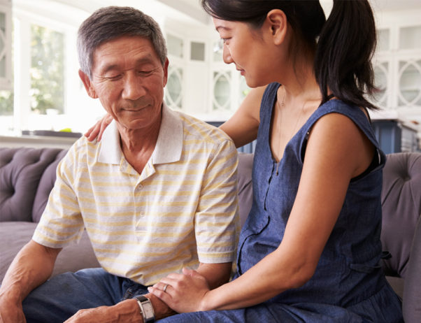 The number of deaths due to Alzheimer's disease in the U.S. is up 50 percent over the last 15 years. (Photo: Thinkstock)