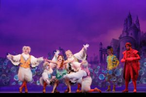 <em>Disney's Little Mermaid</em> is at Wolf Trap's Filene Center this weekend. (Photo: Wolf Trap/Facebook)