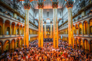 Savor returns to the National Building Museum Friday and Saturday with 86 independent craft brewers. (Photo: Brewers Association)