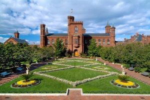 The Smithsonian's Enid A. Haupt Garden will host a Gilded Age-inspired garden party on Friday night. (Photo: Smithsonian Gardens/Facebook)