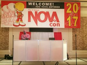 The inaugural NOVA Con is this weekend at the Ritz-Carlton Tyson Center. (Photo: NOVA Con/Facebook)
