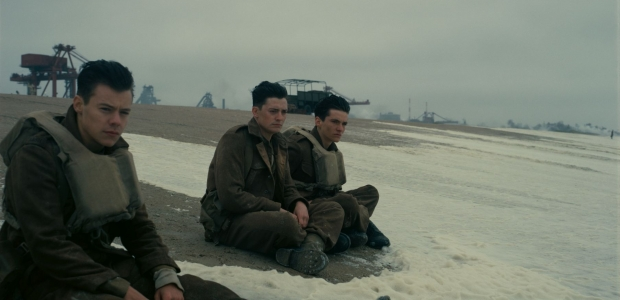 Director Christopher Nolan's Dunkirk finished in first place last weekend with $50.51 million. (Photo: Warner Bros. Pictures)