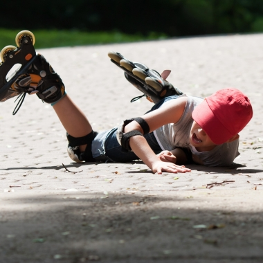 Not all childhood falls can be prevented, but many can be. (Photo: Thinkstock)